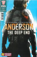 Judge Anderson: The Deep End