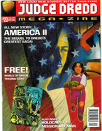 Judge Dredd Megazine Vol 3 Number 20