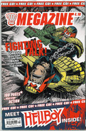 Judge Dredd Megazine Vol 4 Number 10