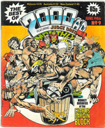 Best of 2000ad Monthly 9