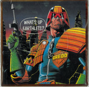 The Fink Brothers: Mutants In Mega-City One Picture Disc