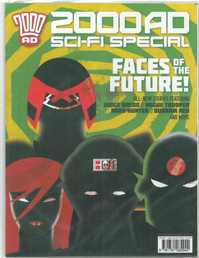 2000ad Sci-Fi Special 2014