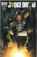 Judge Dredd 7 Cover B