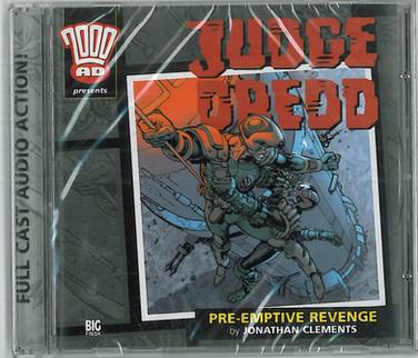 Judge Dredd: Pre-Emptive Revenge