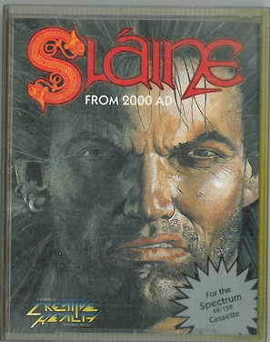 Spectrum: Slaine