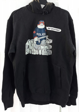 Zarjaz Exhibition Hoodie Any Questions