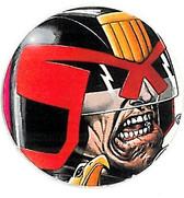 Judge Dredd Comic Spug 9