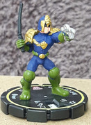 Heroclix: Brit-City Judge