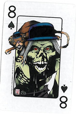 Playing Cards SFX: Eight of Spades