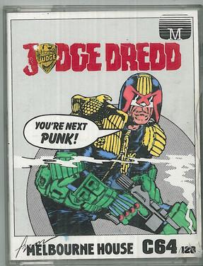 Commodore 64: Judge Dredd