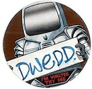 Judge Dredd Comic Spug 22