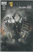 Judge Dredd Classics Dark Judges 5 Subscription Cover
