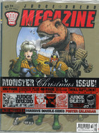 Judge Dredd Megazine Vol 5 Number 214