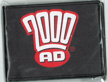Wallet - 2000ad Logo