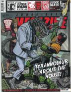 Judge Dredd Megazine Vol 5 Number 215
