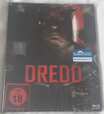 Dredd 2012 Digibook
