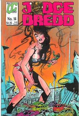 Judge Dredd 14