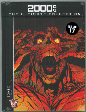 2000ad The Ultimate Collection: Zombo