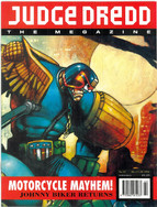 Judge Dredd Megazine Vol 2 Number 13