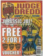Judge Dredd Lawman of the Future 14