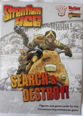 Warlord: Strontium Dog Search and Destroy
