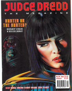 Judge Dredd Megazine Vol 2 Number 30