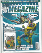 Judge Dredd Megazine Vol 5 Number 229