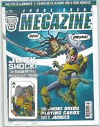 Judge Dredd Megazine Vol 5 Number 229