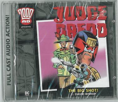 Judge Dredd: The Big Shot