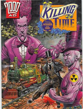 Indigo Prime: Killing Time