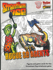Warlord: Strontium Dog Rogue SD Agents