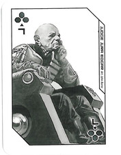 Playing Cards Megazine: Seven of Clubs