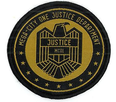Judge Dredd Patch