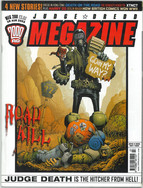 Judge Dredd Megazine Vol 5 Number 209