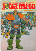 Judge Dredd Colour Series - Streets of Mega-City One