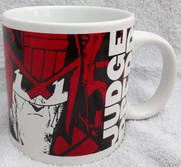 Judge Dredd Pint Mug