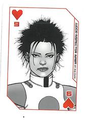 Playing Cards Megazine: Nine of Hearts