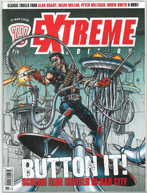2000ad Extreme Edition 14