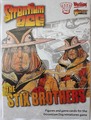 Warlord: Strontium Dog Stix Brothers