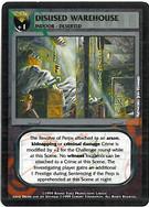 Dredd CCG: Scenes - Disused Warehouse