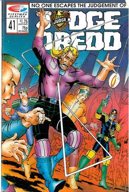 Judge Dredd 41
