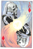 Comics 2001 Charity Playing Deck: Tharg