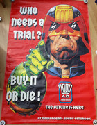 2000ad Promotional Poster