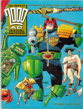 Best of 2000ad Special Edition 1