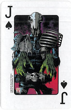 Playing Cards SFX: Jack of Spades