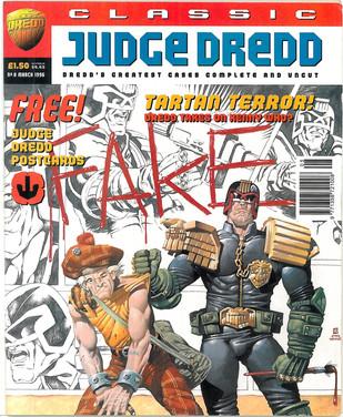 Classic Judge Dredd 8