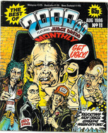 Best of 2000ad Monthly 11