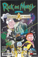 Rick and Morty: Council of Ricks 1a