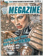 Judge Dredd Megazine Vol 5 Number 236