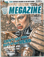 Judge Dredd Megazine Vol 5 Number 236